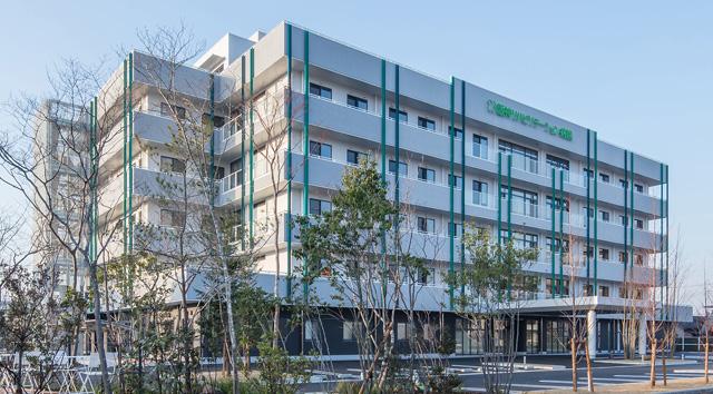 阪神リハビリテーション病院のイメージ画像